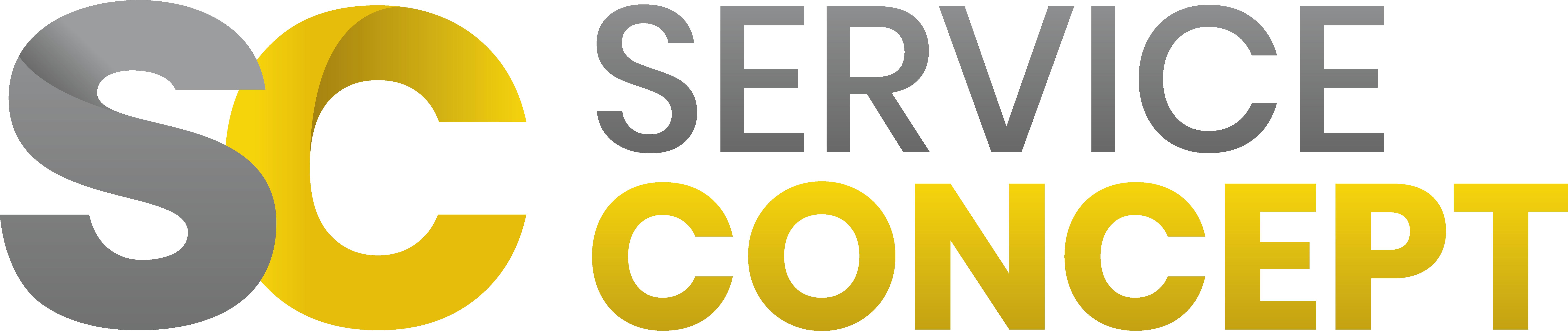 SC Service Concept  Reinigungssysteme-Logo