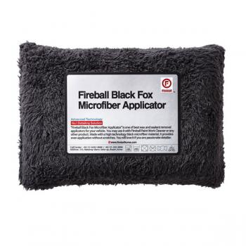 FIREBALL Black FOX Microfiber Apllicator