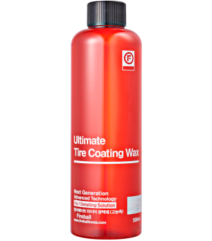 FIREBALL Ultimate Tire Coating Wax ROT